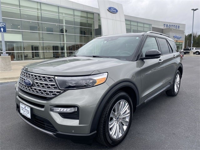 Ford Vehicle Inventory - Pine Bluff Ford dealer in Pine